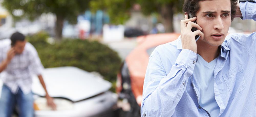 Reclamar indemnización accidente tráfico
